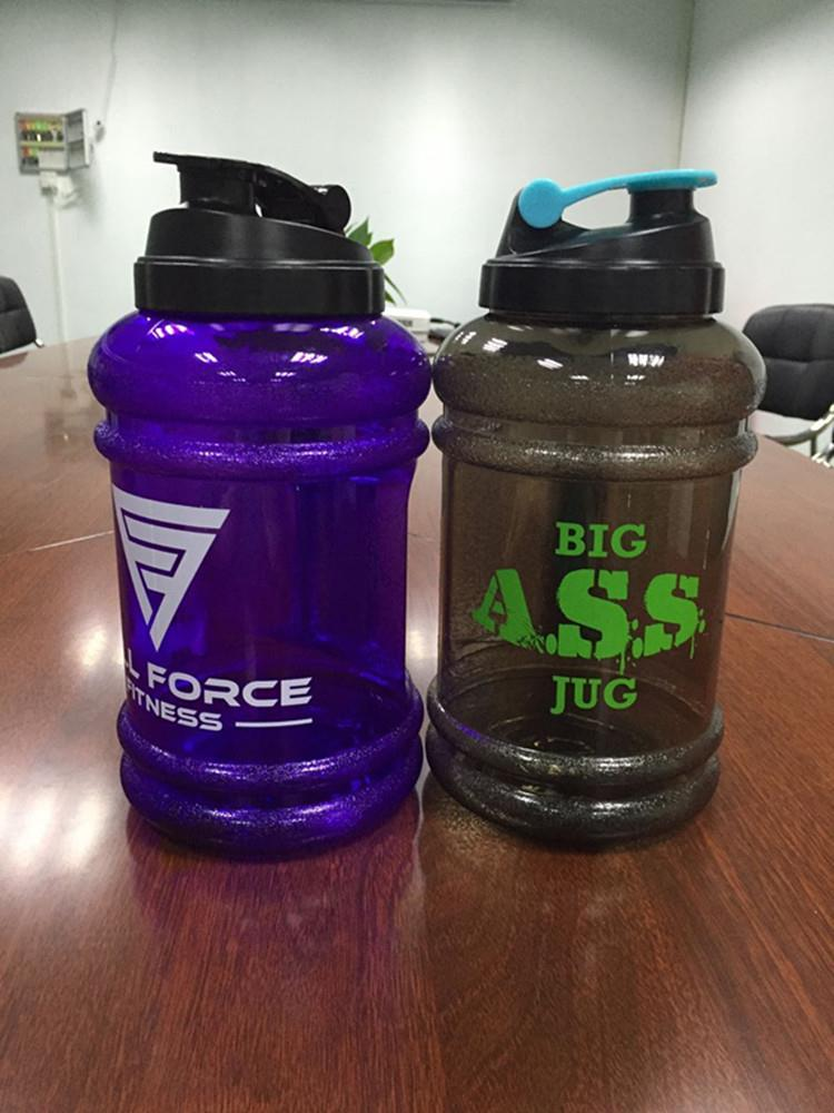 2 2l Gym Fitness Water Bottle 2 2l Water Bottle With Side