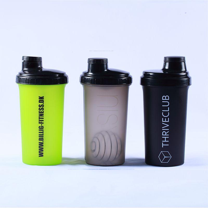 Protein Shaker Bottle Nike: Customized Protein Shaker Bottle BPA Free Plastic Shaker