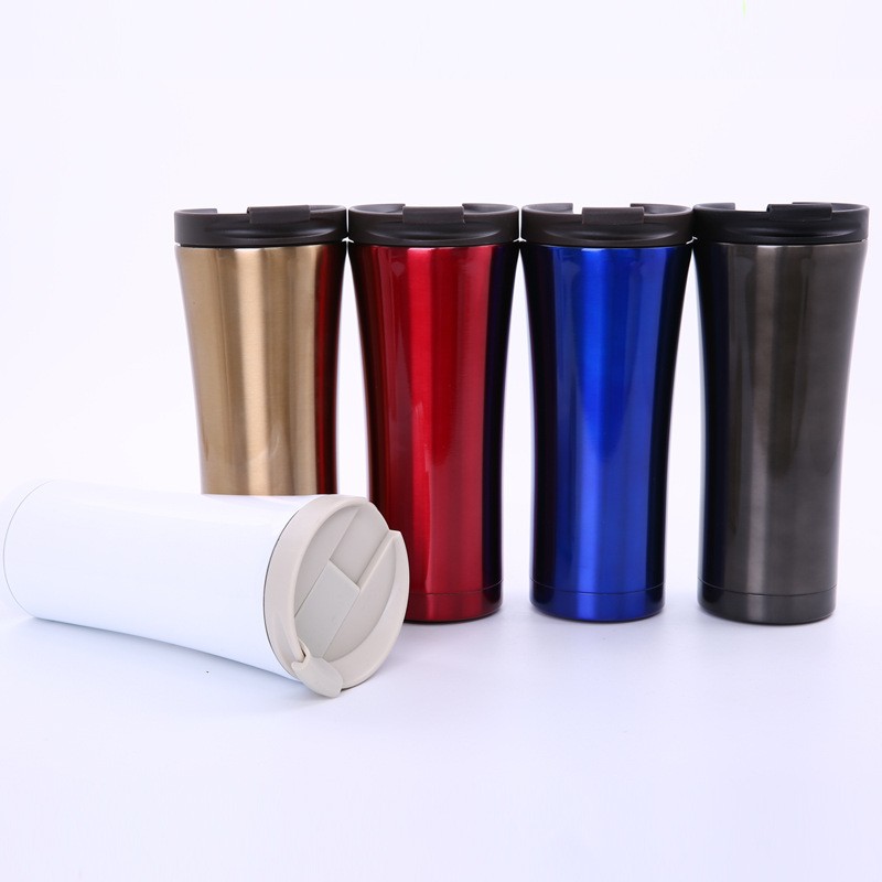 500ml vacuum cup insulated mug stainless steel cup