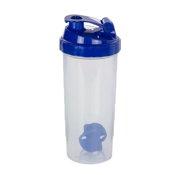 Protein Shaker Lid: 24oz Custom Blender Bottle