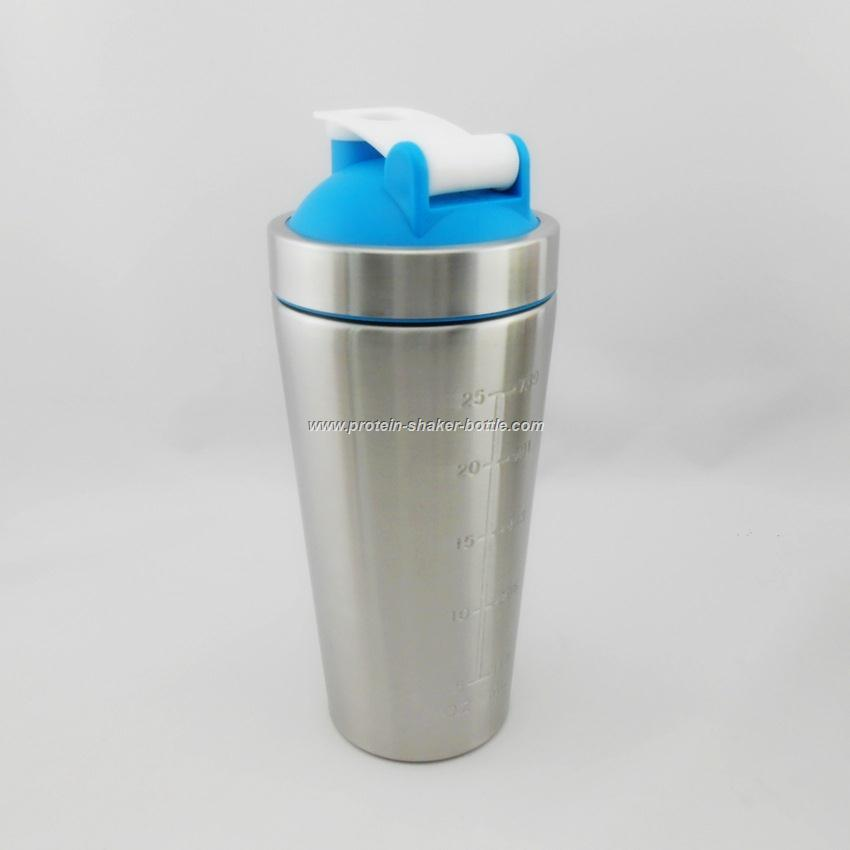 Protein Shaker Logo: Stainless Steel Custom Blender Bottles,Custom Logo Shaker