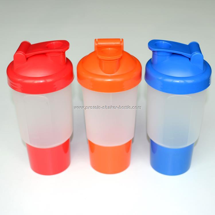Protein Shaker Bottle Nike: BPA Free Plastic Whey Protein Bottle Protein Blender