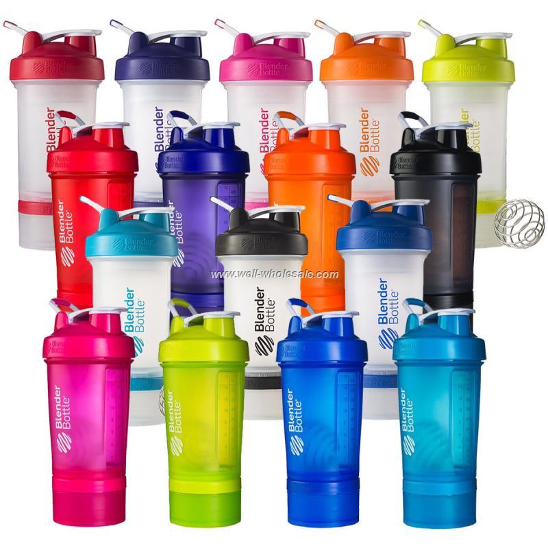 Blender Bottle ProStak System with 22 oz,Custom Blender ...