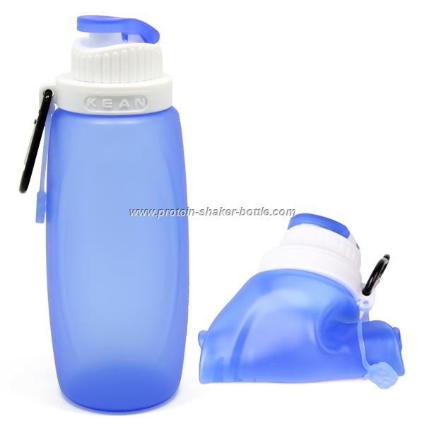 Wholesale Silicone Foldable  Water Bottle