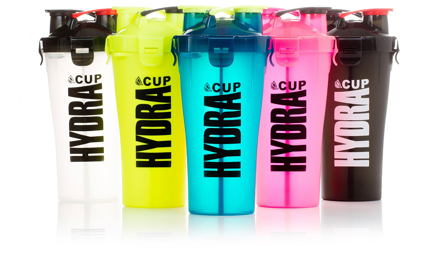 Dual Shaker Bottle 700ML