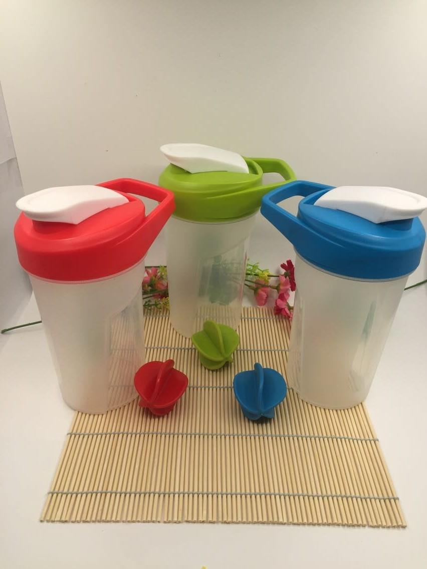 Shaker Bottle with infuser filter/ wholesale protein shaker bottle