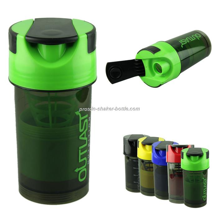20oz Cup Bottle Gym Protein Shaker Cyclone Cup Vs Blender