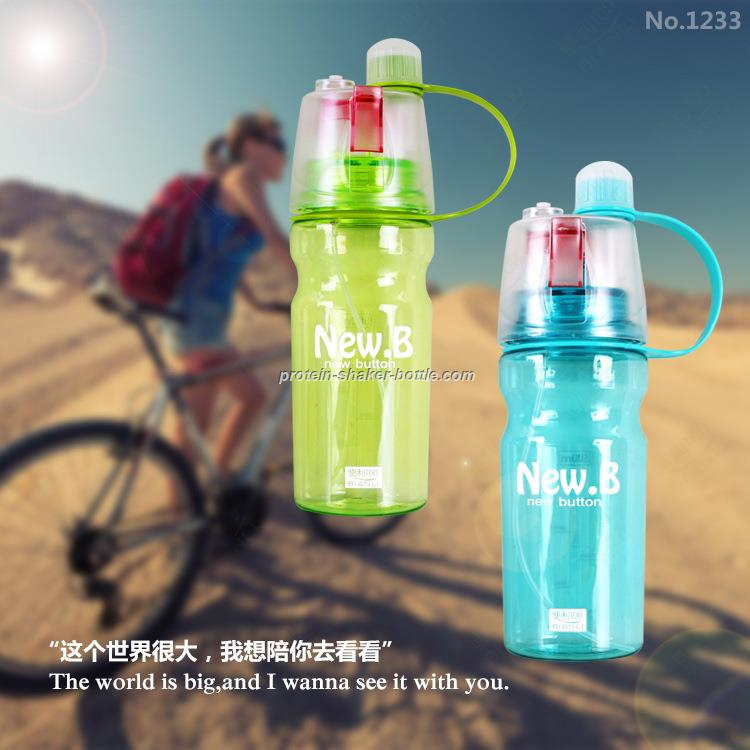 sport water bottle/mist spray bottle