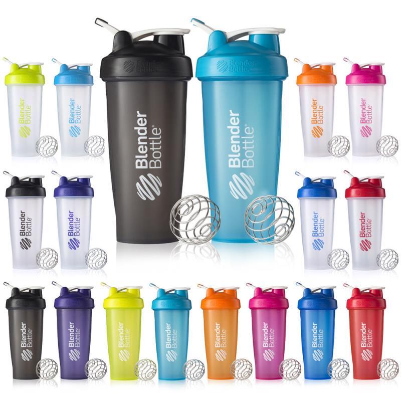 Protein Shaker Logo: OEM Logo Protein Shaker Bottle