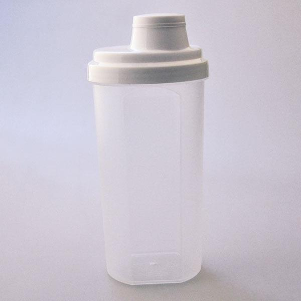 600ml custom protein shaker bottle  bpa free, factory directly