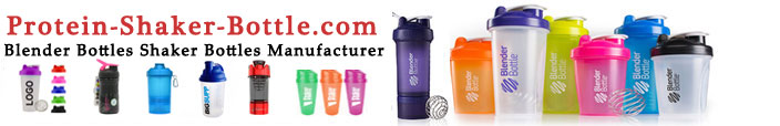Wholesale - Personalized Shaker Bottle