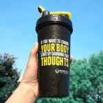 Custom Logo Protein Shaker Blender Mixer Bottle Sports