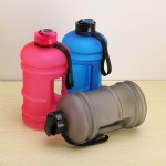 2.2 liter Wave water bottle plastic water jug with handle