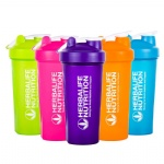 Blender Shaker Sport Water Bottles With Ball
