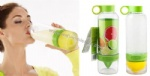 400-500ml Vitality Juice Source Bottle Lemon Cup