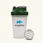 20oz 100% PP Plastic Blender Bottle