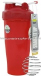 Classic Shaker Bottle Color Red - 28 oz.