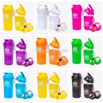 BPA free shaker protein bottle shaker cup