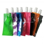 2015 Best Selling Cheap Promotional Foldable Water Bottle