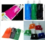 Wholesale BPA free Folding Water Bottle