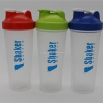 Promotional gifts LOGO printing protein powder shake cup