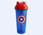 Hero Series Captain America Shaker Cup, 28oz