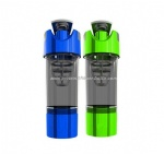 20 oz Blender Mixer Bottle Protein Shaker