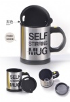 Automatic mixing cup lazy stainless steel stirring mug electric automatic stirring coffee cup