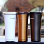 Wholesale Stainless Steel Insulated Double Wall Travel Coffee Mug CUP for starbuck