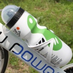 Custom Logo  Plastic Sport Bottle